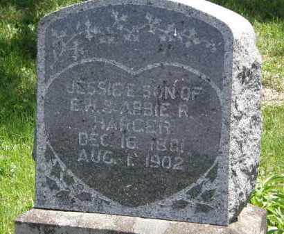 HARGER, JESSIE E. - Marion County, Ohio | JESSIE E. HARGER - Ohio Gravestone Photos