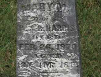 HARRIS, ? - Marion County, Ohio | ? HARRIS - Ohio Gravestone Photos