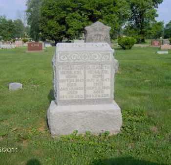 HEIMLICH, FREDERICK - Marion County, Ohio | FREDERICK HEIMLICH - Ohio Gravestone Photos