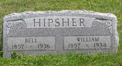 HIPSHER, WILLIAM - Marion County, Ohio | WILLIAM HIPSHER - Ohio Gravestone Photos
