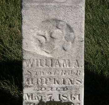 HOPKINS, WILLIAM A. - Marion County, Ohio | WILLIAM A. HOPKINS - Ohio Gravestone Photos