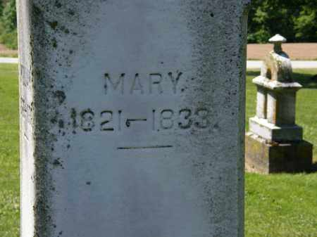 HUMPHREY, MARY - Marion County, Ohio | MARY HUMPHREY - Ohio Gravestone Photos