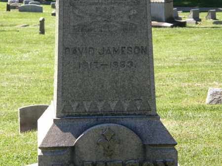 JAMESON, DAVID - Marion County, Ohio | DAVID JAMESON - Ohio Gravestone Photos