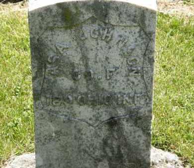 JOHNSON, ASA - Marion County, Ohio   ASA JOHNSON - Ohio Gravestone Photos