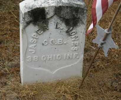 JONES, JASPER L. - Marion County, Ohio | JASPER L. JONES - Ohio Gravestone Photos