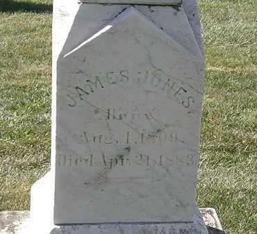 JONES, JAMES - Marion County, Ohio | JAMES JONES - Ohio Gravestone Photos