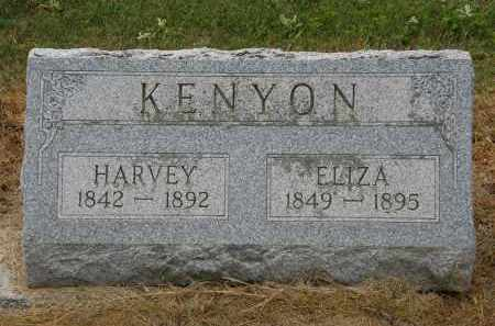 KENYON, HARVEY - Marion County, Ohio | HARVEY KENYON - Ohio Gravestone Photos