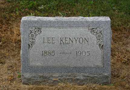 KENYON, LEE - Marion County, Ohio | LEE KENYON - Ohio Gravestone Photos