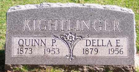 KIGHTLINGER, QUINN PETIT - Marion County, Ohio | QUINN PETIT KIGHTLINGER - Ohio Gravestone Photos