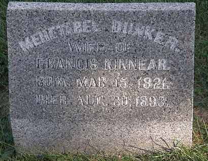 KINNEAR, MEHETABEL - Marion County, Ohio | MEHETABEL KINNEAR - Ohio Gravestone Photos
