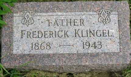 KLINGEL, FREDERICK - Marion County, Ohio | FREDERICK KLINGEL - Ohio Gravestone Photos