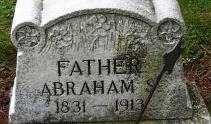 KONKLE, ABRAHAM S. - Marion County, Ohio | ABRAHAM S. KONKLE - Ohio Gravestone Photos