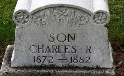 KONKLE, CHARLES R. - Marion County, Ohio | CHARLES R. KONKLE - Ohio Gravestone Photos