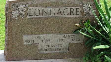 LONGACRE, NANCY - Marion County, Ohio | NANCY LONGACRE - Ohio Gravestone Photos