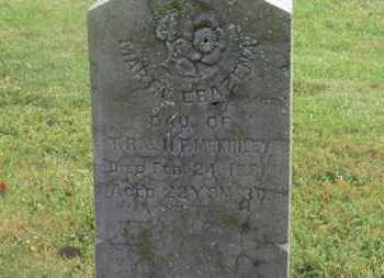 MCKINLEY, H.F. - Marion County, Ohio | H.F. MCKINLEY - Ohio Gravestone Photos