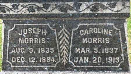 MORRIS, JOSEPH - Marion County, Ohio | JOSEPH MORRIS - Ohio Gravestone Photos