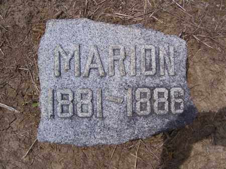 MYLES, MARION - Marion County, Ohio | MARION MYLES - Ohio Gravestone Photos
