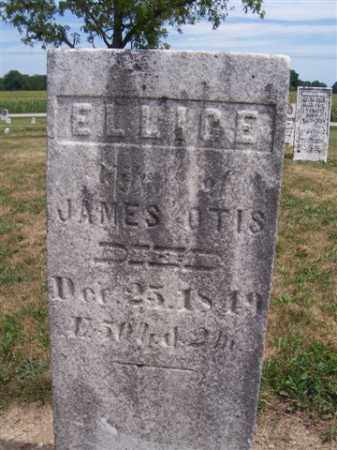OTIS, ELLICE - Marion County, Ohio | ELLICE OTIS - Ohio Gravestone Photos