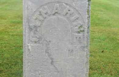 PRETTYMAN, CATHERINE - Marion County, Ohio | CATHERINE PRETTYMAN - Ohio Gravestone Photos