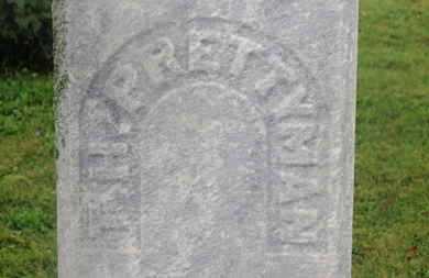 PRETTYMAN, T.H. - Marion County, Ohio | T.H. PRETTYMAN - Ohio Gravestone Photos