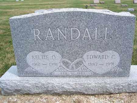 RHODES RANDALL, KELTIE O. - Marion County, Ohio | KELTIE O. RHODES RANDALL - Ohio Gravestone Photos