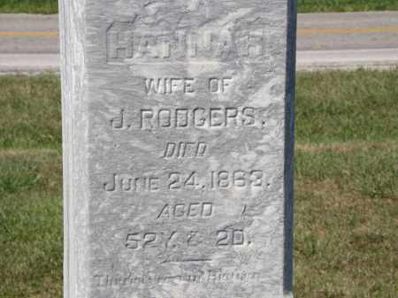 RODGERS, J. - Marion County, Ohio | J. RODGERS - Ohio Gravestone Photos