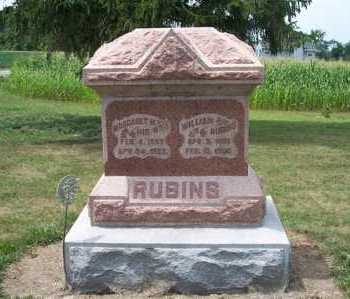 RUBINS, MARGARET - Marion County, Ohio | MARGARET RUBINS - Ohio Gravestone Photos