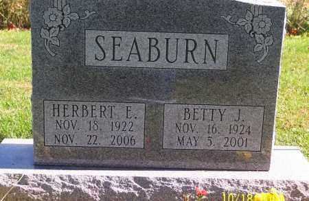 SEABURN, BETTY JEAN - Marion County, Ohio | BETTY JEAN SEABURN - Ohio Gravestone Photos