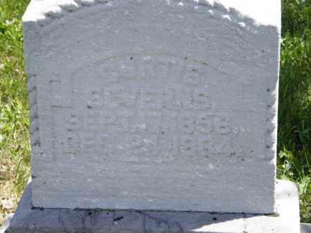 SEVERNS, CURTIS - Marion County, Ohio | CURTIS SEVERNS - Ohio Gravestone Photos