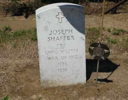 SHAFFER, JOSEPH - Marion County, Ohio | JOSEPH SHAFFER - Ohio Gravestone Photos
