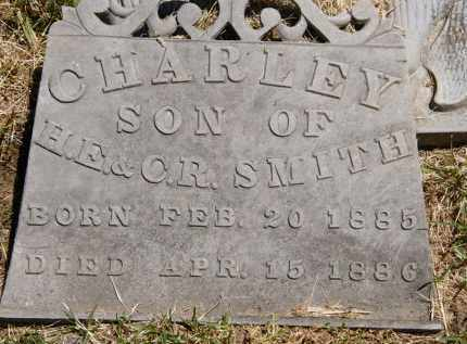 SMITH, C.R. - Marion County, Ohio | C.R. SMITH - Ohio Gravestone Photos