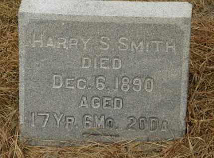 SMITH, HARRY S. - Marion County, Ohio | HARRY S. SMITH - Ohio Gravestone Photos