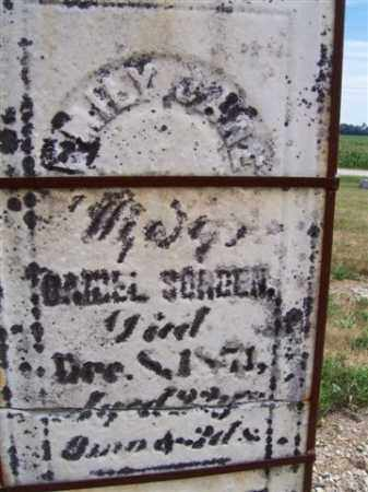 SORDEN, EMILY JANE - Marion County, Ohio | EMILY JANE SORDEN - Ohio Gravestone Photos