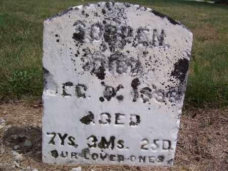 SORDEN, JOHN - Marion County, Ohio | JOHN SORDEN - Ohio Gravestone Photos