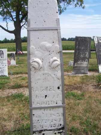 SORDEN, RACHEL E. - Marion County, Ohio | RACHEL E. SORDEN - Ohio Gravestone Photos