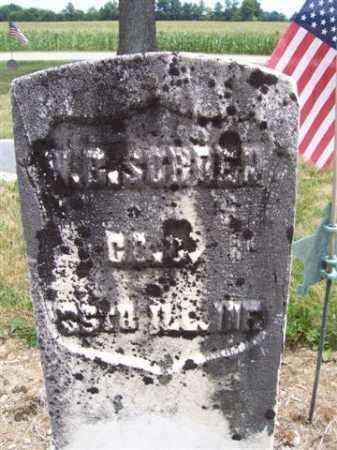 SORDEN, W.B. - Marion County, Ohio | W.B. SORDEN - Ohio Gravestone Photos