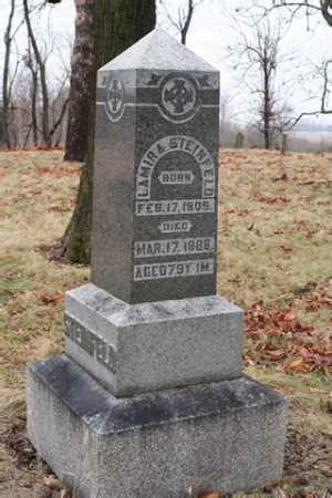 STEINFELD, LAMIRA - Marion County, Ohio | LAMIRA STEINFELD - Ohio Gravestone Photos