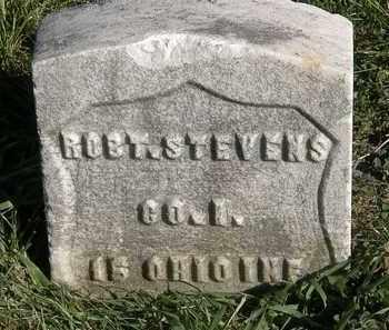 STEVENS, ROBT. - Marion County, Ohio | ROBT. STEVENS - Ohio Gravestone Photos