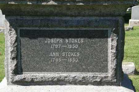 STOKES, JOSEPH - Marion County, Ohio | JOSEPH STOKES - Ohio Gravestone Photos