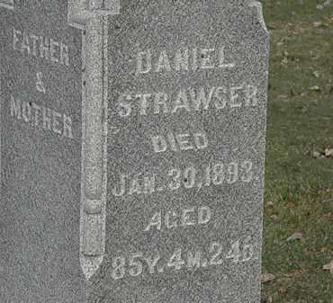 STRAWSER, DANIEL - Marion County, Ohio | DANIEL STRAWSER - Ohio Gravestone Photos