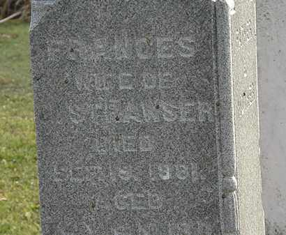 STRAWSET, D. - Marion County, Ohio | D. STRAWSET - Ohio Gravestone Photos