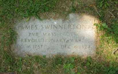 SWINNERTON, JAMES - Marion County, Ohio | JAMES SWINNERTON - Ohio Gravestone Photos