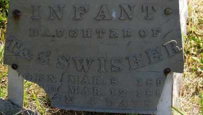 SWISHER, T. - Marion County, Ohio | T. SWISHER - Ohio Gravestone Photos