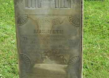 THARP, ELIZABETH - Marion County, Ohio | ELIZABETH THARP - Ohio Gravestone Photos