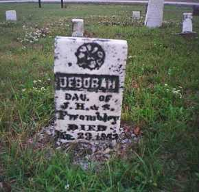 TWOMBLEY, DEBORAH - Marion County, Ohio | DEBORAH TWOMBLEY - Ohio Gravestone Photos