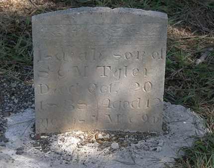 TYLER, S. - Marion County, Ohio | S. TYLER - Ohio Gravestone Photos