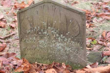 UNKNOWN, PRIN?? - Marion County, Ohio | PRIN?? UNKNOWN - Ohio Gravestone Photos
