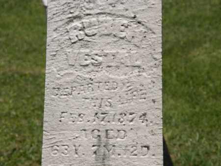 VESTAL, REUBEN - Marion County, Ohio | REUBEN VESTAL - Ohio Gravestone Photos