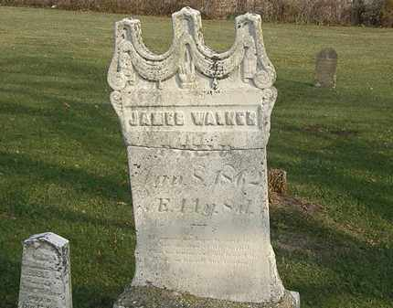 WALKER, JAMES - Marion County, Ohio | JAMES WALKER - Ohio Gravestone Photos