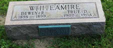 WHITEAMIRE, W.F. - Marion County, Ohio | W.F. WHITEAMIRE - Ohio Gravestone Photos